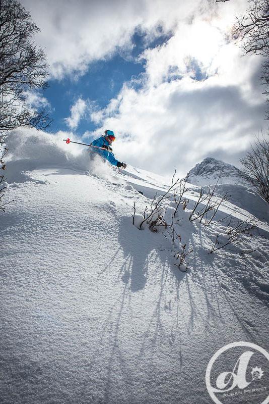 le 97 lpm skis la planche Mauriennaise Savoie Maurienne