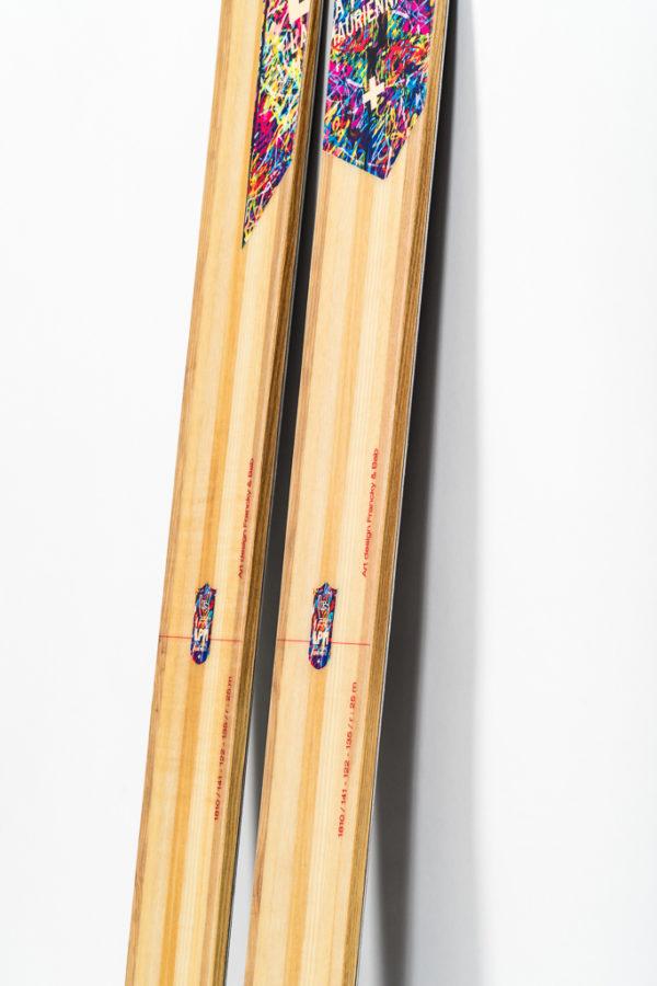 le 122 la planche mauriennaise lpm savoie mont blanc ski freeride design alpes maurienne artisan artisanat