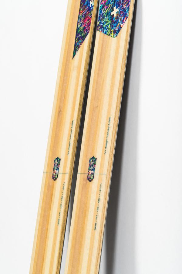 le 122 la planche mauriennaise lpm savoie mont blanc freeride backcountry big mountain ski freeride design alpes maurienne artisan artisanat