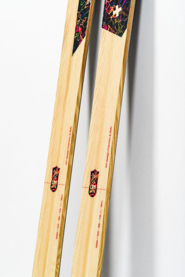ski freeride design alpes maurienne artisan artisanat