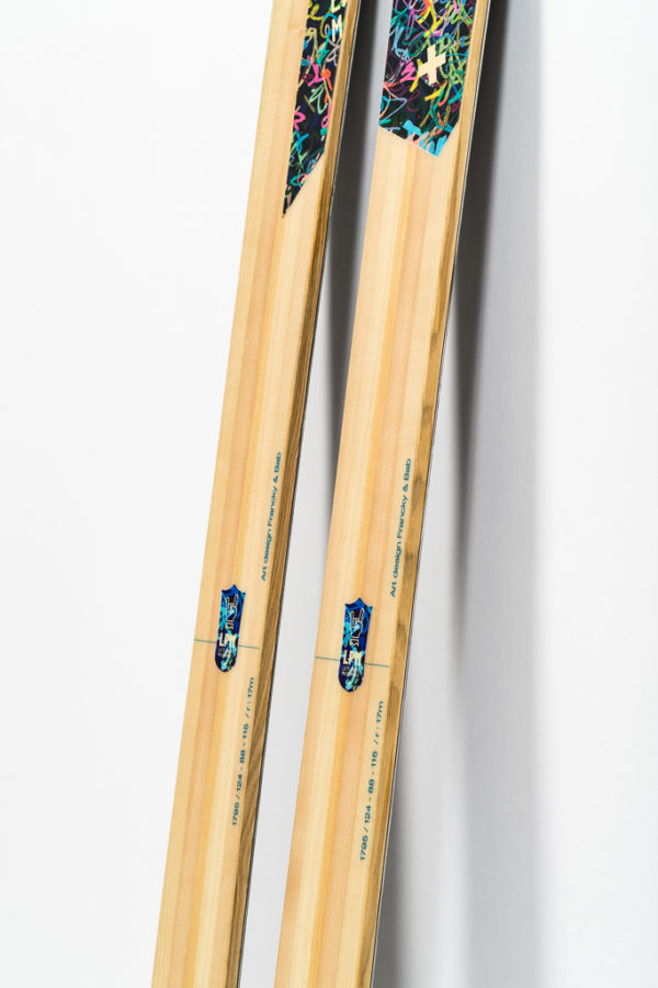 ski freeride design alpes maurienne allmountain allround artisan artisanat