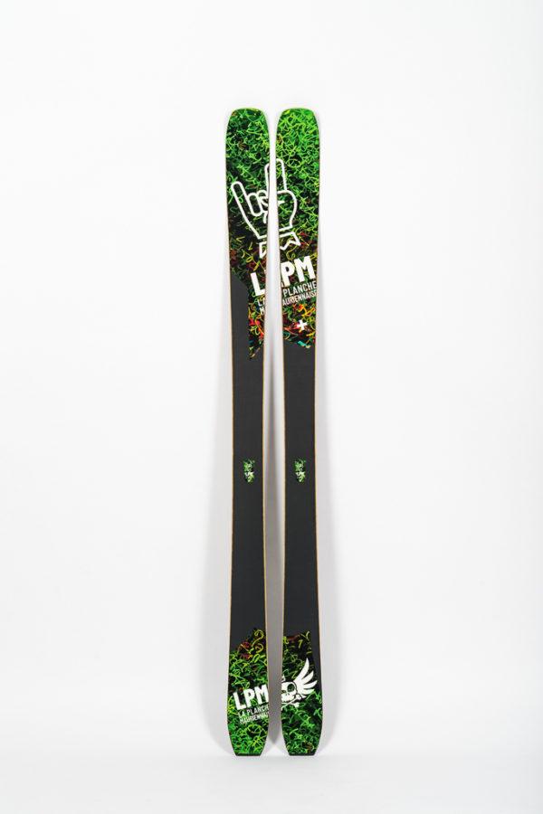 freerando ski freeride design alpes maurienne carbone artisan artisanat